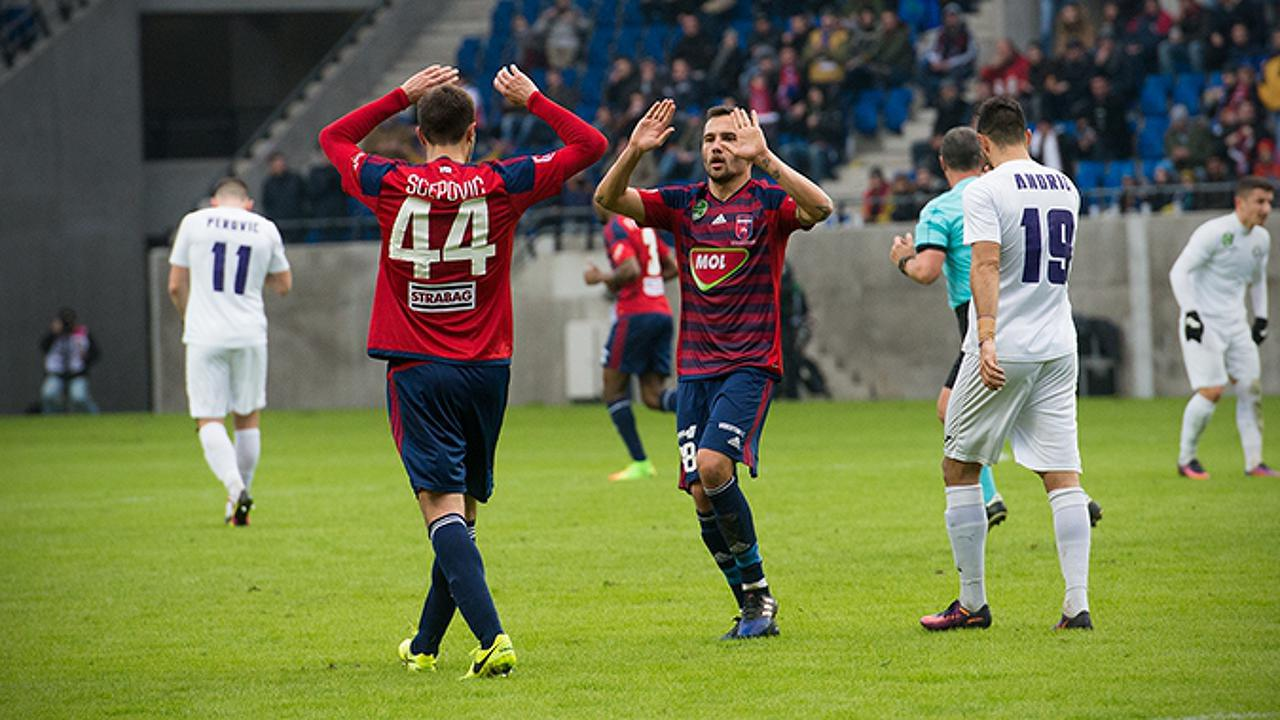 Image result for Videoton - Ujpest
